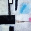 composizione in azzurro